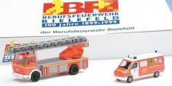 Mercedes Benz Sprinter Feuerwehr Bielefeld ELW