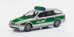 BMW 5er Touring Polizei Berlin