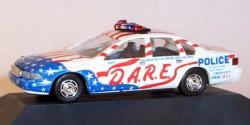 Chevrolet Caprice Des Plains Police D.A.R.E.