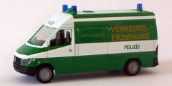Mercedes Benz Sprinter Polizei Verkehrserziehung