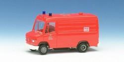 Mercedes Benz T2 Feuerwehr Berlin Wilmersdorf RTW