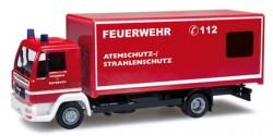 MAN 2000 LE Evo Koffer-LKW Atemschutz/Strahlenschutz Feuerwehr Bayreuth
