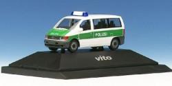 Mercedes Benz Vito Polizei MTW
