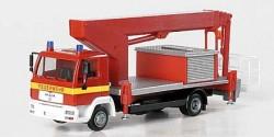 MAN LE2000 Ruthmann Steiger Feuerwehr