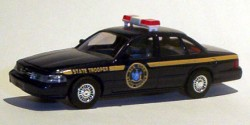 Ford Crown Victoria New York State Police