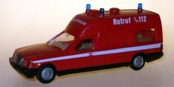 Mercedes Benz W 124 Binz Feuerwehr KTW