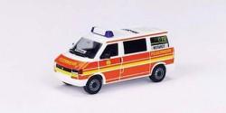 VW T4 NEF Feuerwehr Hamburg Süderelbe