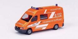 Mercedes Benz Sprinter Feuerwehr Stuttgart Höhenrettung