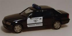 Mercedes Benz C 220 Polizei Griechenland