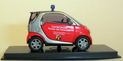 Smart City Coupe Feuerwehr Rheinland-Pfalz