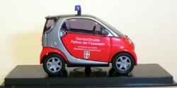 Smart City Coupe Feuerwehr Mecklenburg-Vorpommern