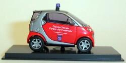 Smart City Coupe Feuerwehr Hessen