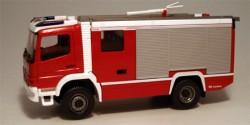 Mercedes Benz Feuerwehr Rosenbauer RLFA 2000