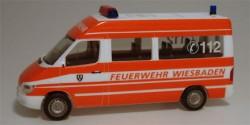 Mercedes Benz Sprinter Feuerwehr Wiesbaden MTW