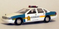 Chevrolet Caprice Calveston County Sheriff
