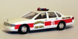 Chevrolet Caprice Woodstock Fire Department
