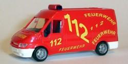 Ford Transit Feuerwehr Hamburg