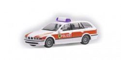 BMW 5er Polizei Schaffhausen (Schweiz)