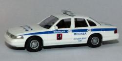 Ford Crown Victoria Polizei Moskau 2 DPS