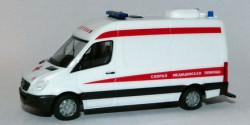 Mercedes Benz Sprinter RTW Baby (ДЕТСКАЯ) Moskau