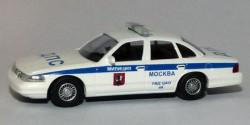 Ford Crown Victoria Polizei Moskau DPS ATC CAO