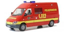 Mercedes Benz Sprinter GW9 Wasserrettung Feuerwehr Dortmund