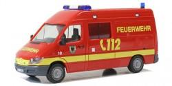 Mercedes Benz Sprinter GW10 Höhenrettung Feuerwehr Dortmund
