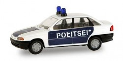 Opel Astra Polizei Estland
