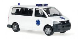 VW T5 Ambulance Frankreich