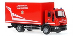 Iveco Eurocargo Koffer ABC-Abwehr Vigili del Fuoco Italien
