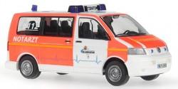 VW T5 NEF Feuerwehr Mönchengladbach