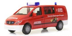Mercedes Benz Vito Höhenrettung Feuerwehr Aachen