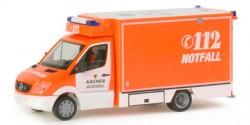 Mercedes Benz Sprinter Fahrtec RTW Feuerwehr Aachen