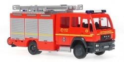 MAN LE 2000 HLF Feuerwehr Hamburg Süderelbe