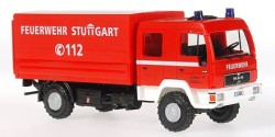 MAN L 2000 Dekon-P Feuerwehr Stuttgart