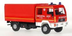 MAN L 2000 Dekon-P Feuerwehr Düsseldorf