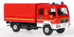 MAN L 2000 Dekon-P Feuerwehr Hamburg Eißendorf