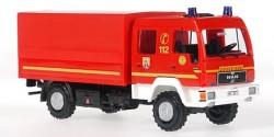 MAN L 2000 Dekon-P Feuerwehr Hamburg Alsterdorf
