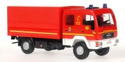 MAN L 2000 Dekon-P Feuerwehr Hamburg Lokstedt