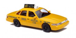 Ford Crown Victoria Yellow Cab