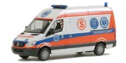 Mercedes Benz Sprinter RTW Rettung Krakau (S)