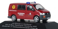 VW T5 Kampfmittelräumdienst Feuerwehr Hamburg