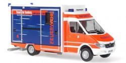 Mercedes Benz Sprinter Info-Mobil Feuerwehr Hamburg