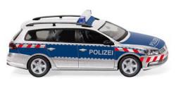 VW Passat B7 Variant Polizei Berlin