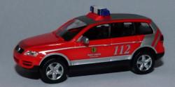VW Touareg ELW Feuerwehr Leipzig