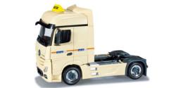 Mercedes Benz Actros Bigspace Zugmaschine Taxi