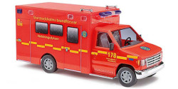 Ford E-350 RTW Feuerwehr Stockholm