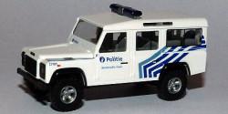 Land Rover Defender Politie Bredene
