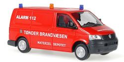 VW T5 Tonder Brandvaesen