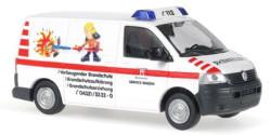 VW T5 Service Feuerwehr Neumünster